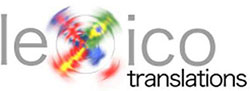 Lexico translations